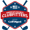 Golf Digest America's Top 100 Club Fitter